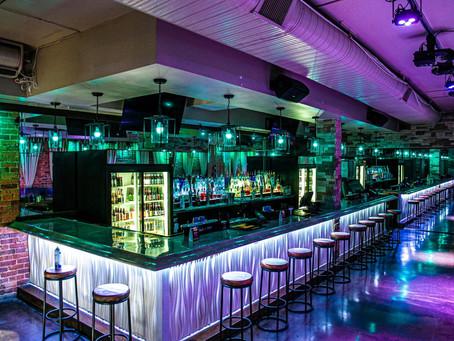 New Raleigh Bar - Work.