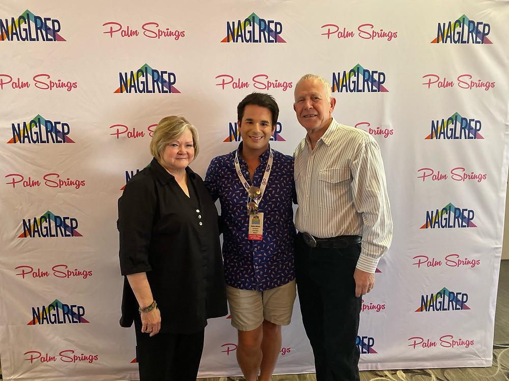 Matthew Shepard Parents   Meet and Greet   Gay Raleigh Realtor