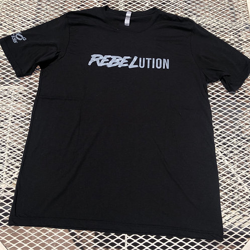 "Level Up ""REBELution"" Tee"