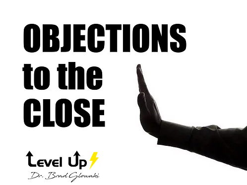 RECORDED: Objections to the Close Virtual Webinar