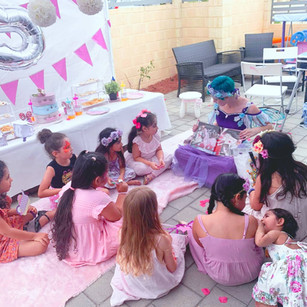 Story time with Fairy Lavender