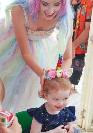A Unicorn Princess Coronation