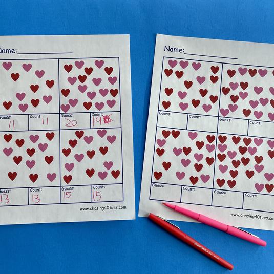 Valentine Estimation
