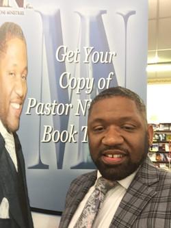 Book Store Selfie