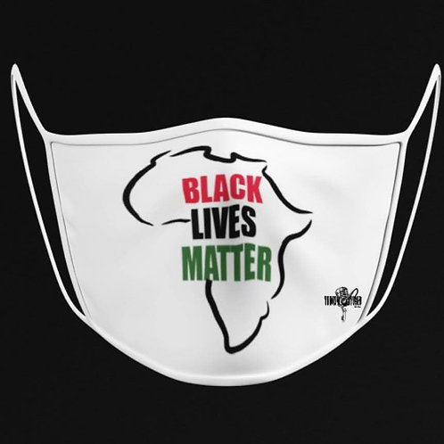 BLACK LIVES MATTER LIMITED EDITION FACE-MASK