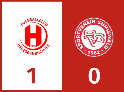 Saisonauftakt geglückt: Heimsieg im Berner Cup gegen Sumiswald