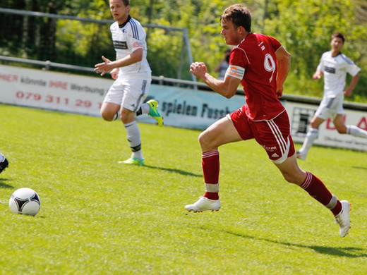 Cupspiel gegen starkes Interlaken