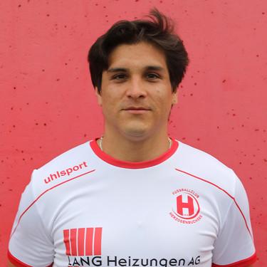 Alvaro Mendoza