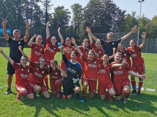 Weiterer Erfolg der Frauen im Cup
