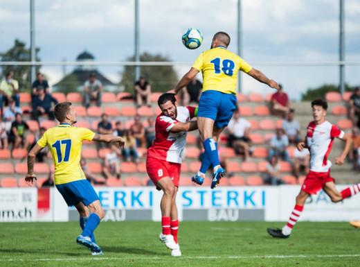 Erstliga-Heimspiele des FC Langenthal auf dem Waldäcker