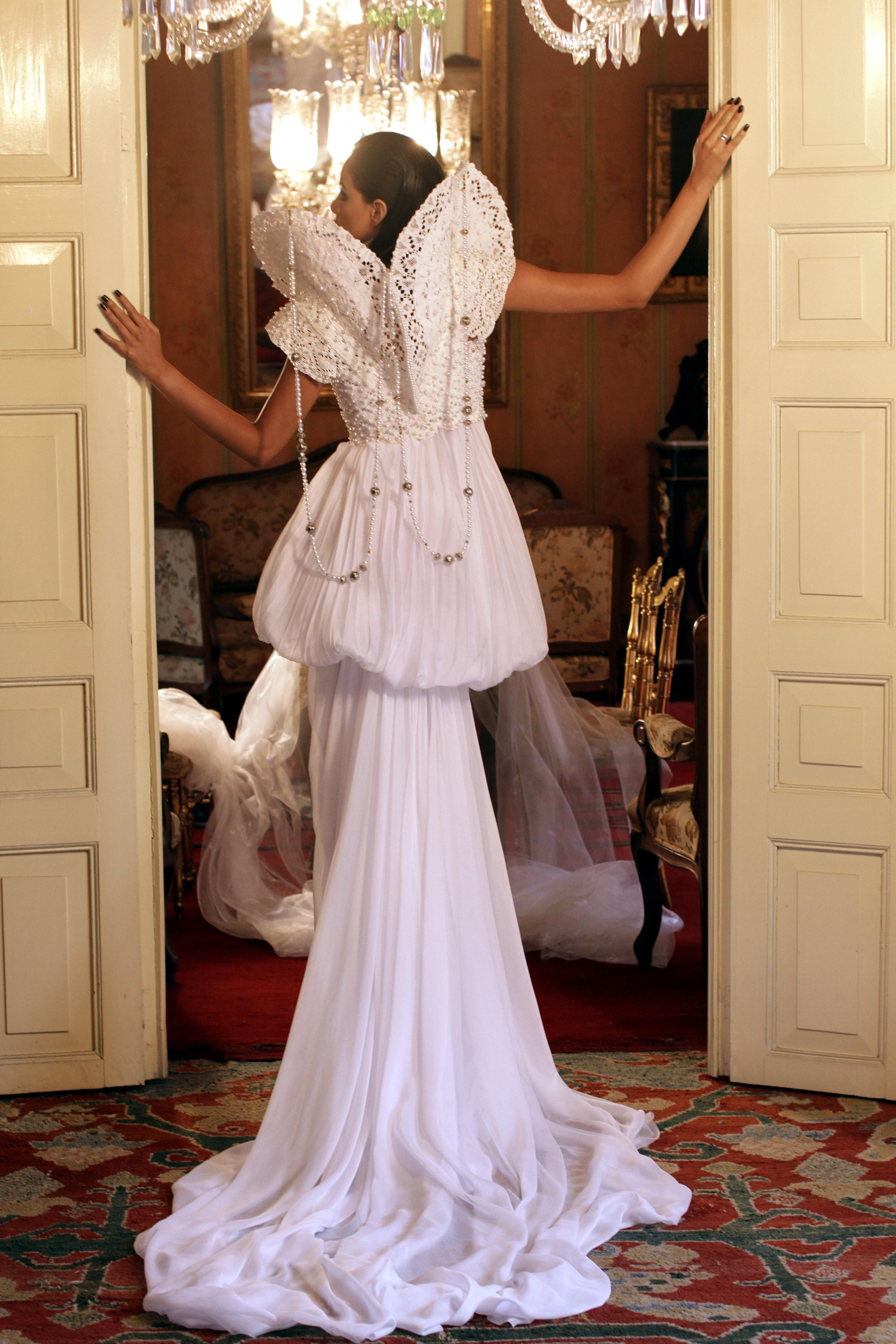 Bride 3. Espalda