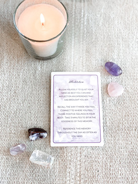 PURPOSEFUL PERSPECTIVES SELF MASTERY CARD DECK
