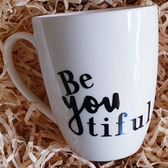 Be-You-tiful Mug.
