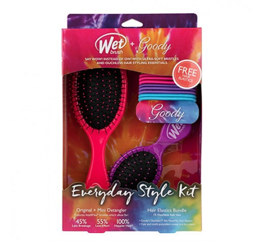 Wet Brush Everyday Style Goody Kit
