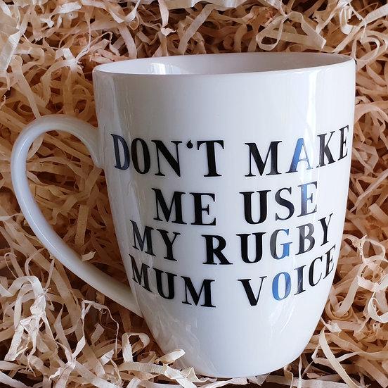 Rugby Mum Mug