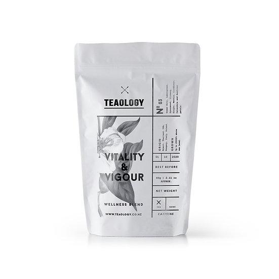 Vitality & Vigour tea