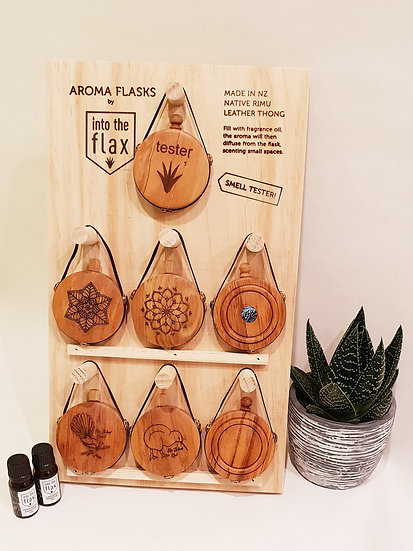 Aroma Flask gift set