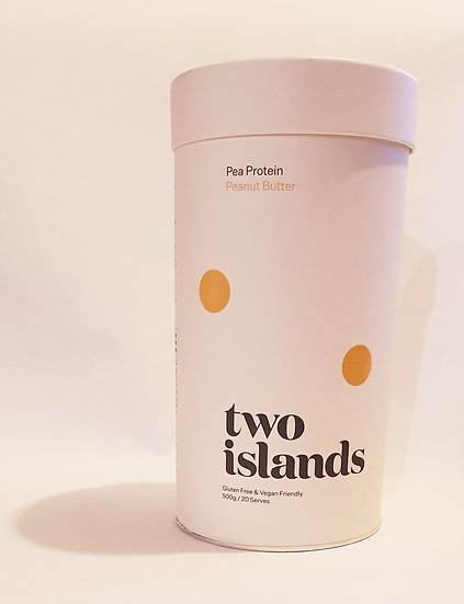 Two Islands Protein Powder