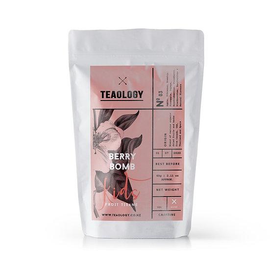 Berry Bomb tea