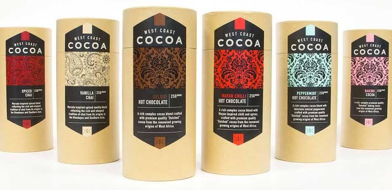 Hot Chocolate, West Coast COCOA.