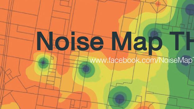 โครงการเสียงในเมืองและวิทยาศาสตร์ภาคพลเมือง