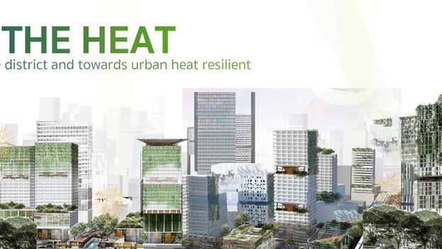 โครงการลดอุณหภูมิเมืองด้วยการออกแบบ