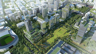 โครงการเมืองจุฬาฯ อัจฉริยะ (Smart City For Everyone)