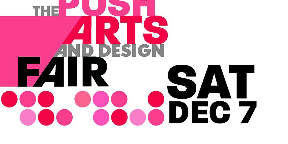 Saturday at POSH Arts and Design FAIR