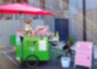 POSH markets 2018 Mean Green Coffee Machine food truck