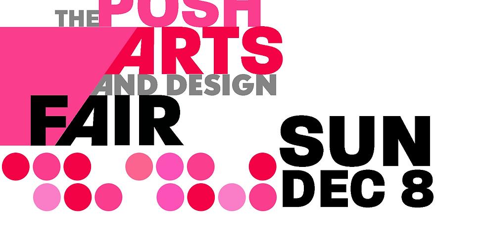 Sunday at POSH Arts and Design FAIR