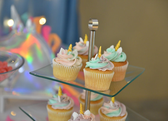 Cup Cake Decorating Activity