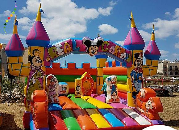 Bouncy Castle - Hire