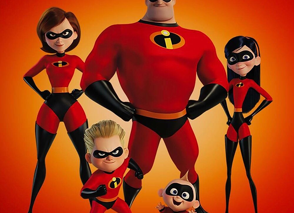 Meet the Incredibles Show !
