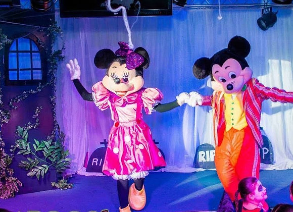 Mickey & Friends Dance a long Show