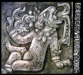 Saq' Be' percorso di crescita Maya