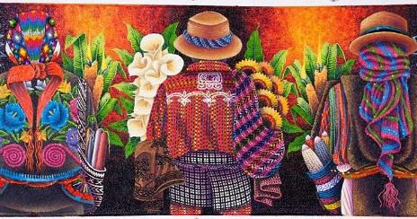 VIAGGIO NEL CUORE DELLA TRADIZIONE SPIRITUALE MAYA DAL 27 AGOSTO AL 4 SETTEMBRE 2016 GUATEMALA
