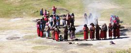 cerimonia maya di donne