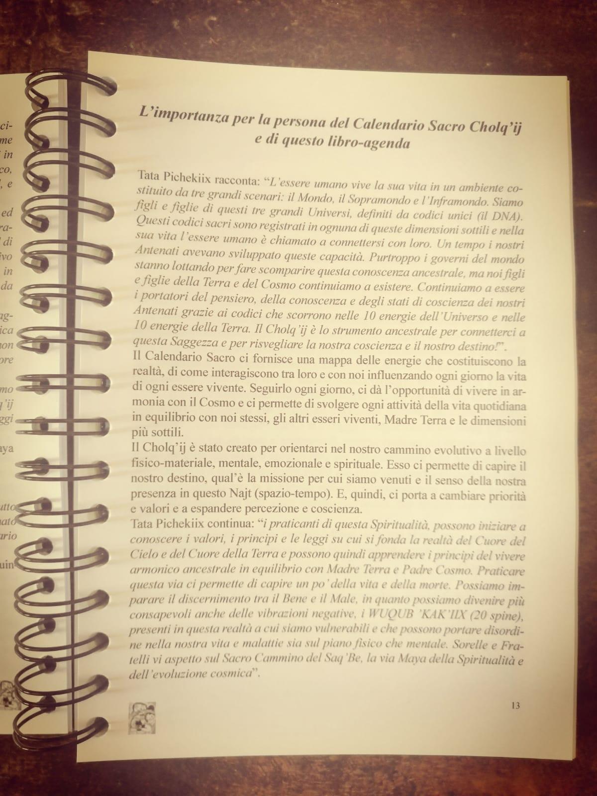 libro calendario maya 2021 3