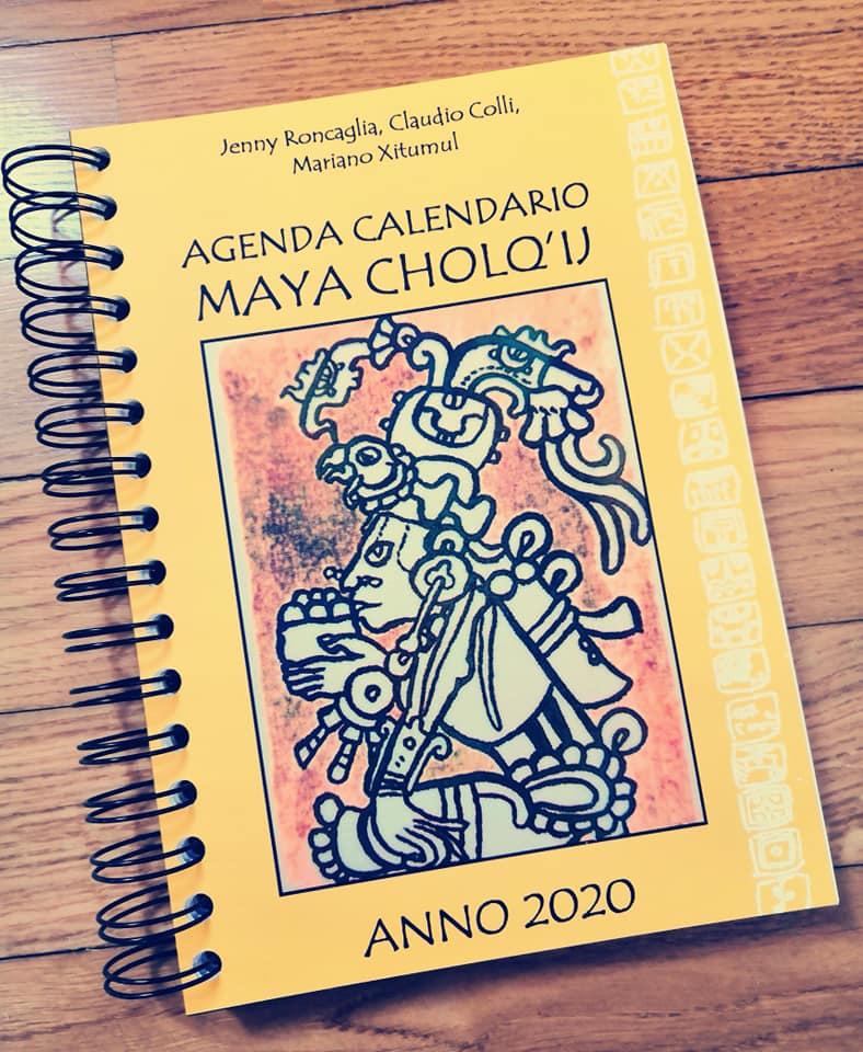 agenda maya cholq'ij 2020