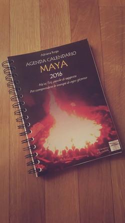 agenda calendario maya 2016