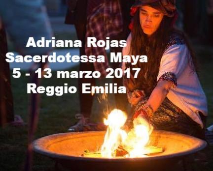 Incontri Individuali. Con Adriana Rojas. Tra il 5 e il 13 marzo 2017