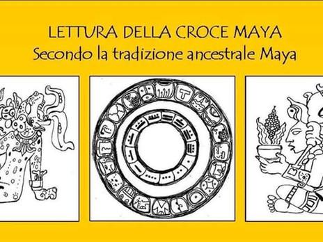 Lettura della Croce Maya e degli Ukux - Consulti individuali. Domenica 24 marzo 2019 a Verona, press