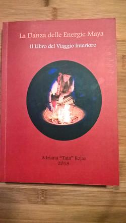 copertina agenda maya 2018