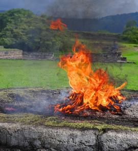 cerimonia fuoco maya viaggio guatemala 2020
