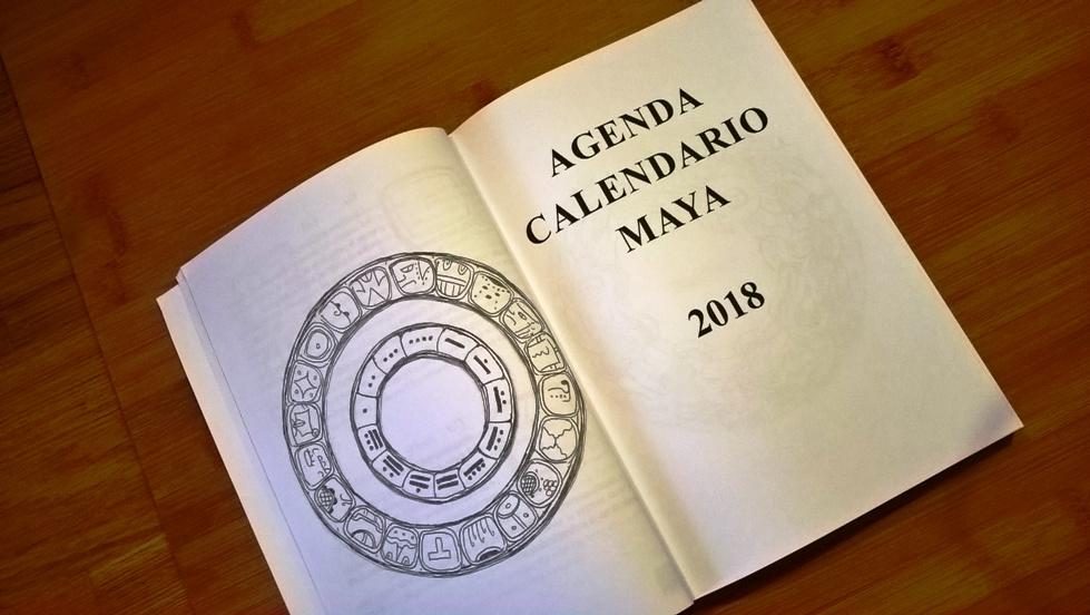 agenda maya 2018