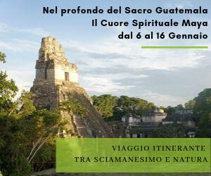Nel profondo del Sacro Guatemala, il Cuore Spirituale Maya. Viaggio di crescita personale, itinerant