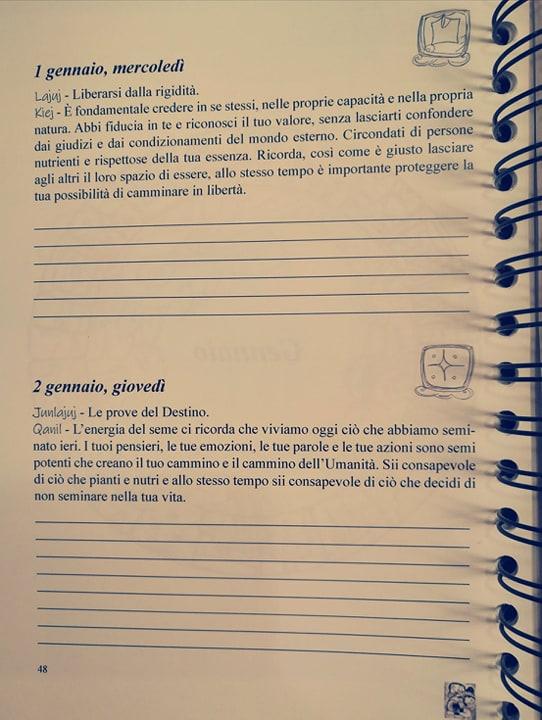 agenda maya cholq'ij 2020 5