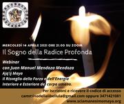 Webinair dal Guatemala con Juan Manuel Mendoza Mendoza, Ajq'ij Maya. Mercoledì 14 alle 21.00.