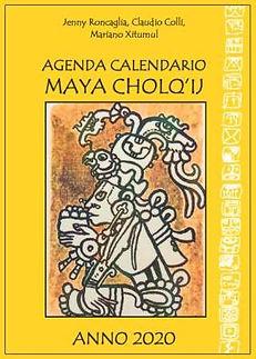 agenda libro calendario maya cholq'ij 20
