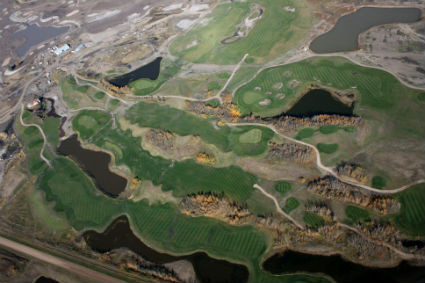 Coal Creek Golf Club, AB